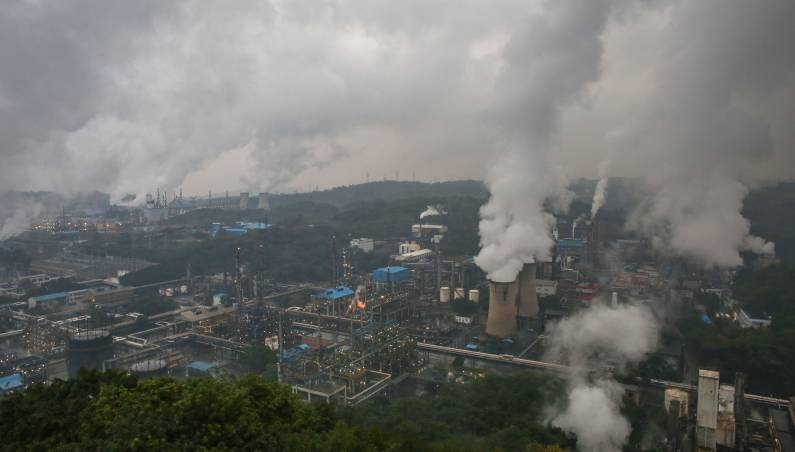 air pollution miscarriage