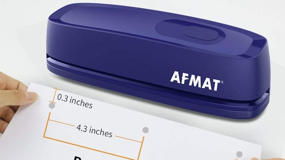 Best Electric Hole Punch