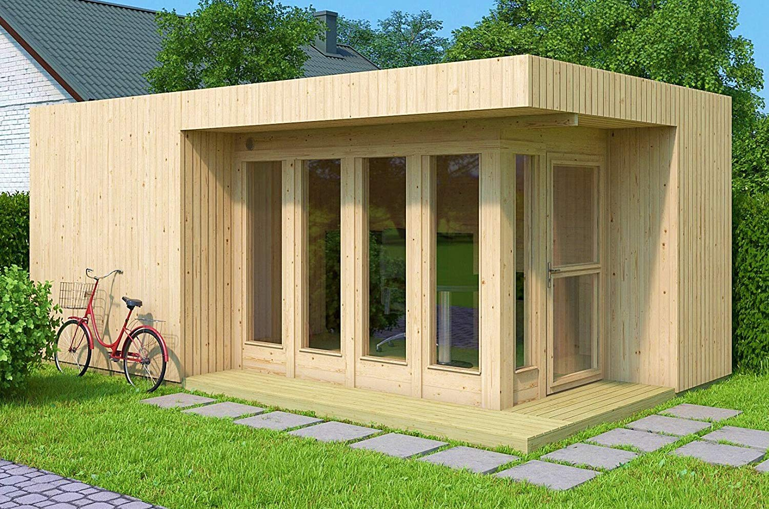 Amazon Sells A Diy Tiny House Kit You Can Build Yourself In A Few Days Bgr