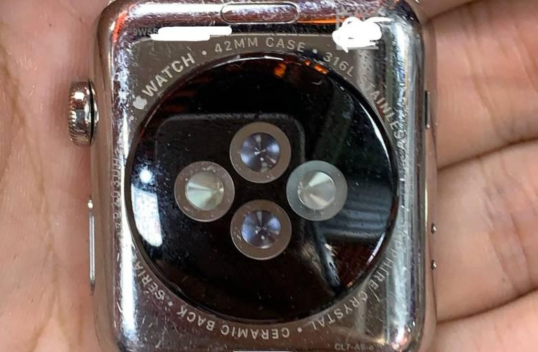 Apple Watch Series 5 leak