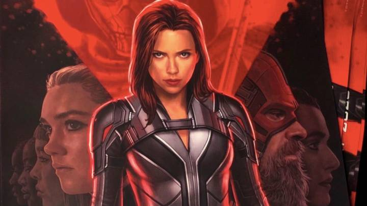 Black Widow First Trailer