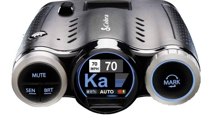 Radar Detector And Dash Cam