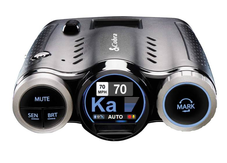 Radar Detector And Dash Cam