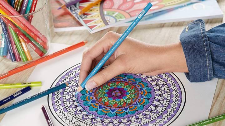 Best Colored Pencil Set