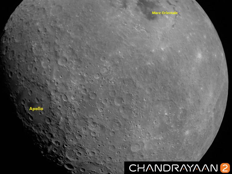 india moon lander