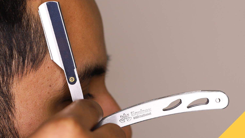The most comfortable straight razor