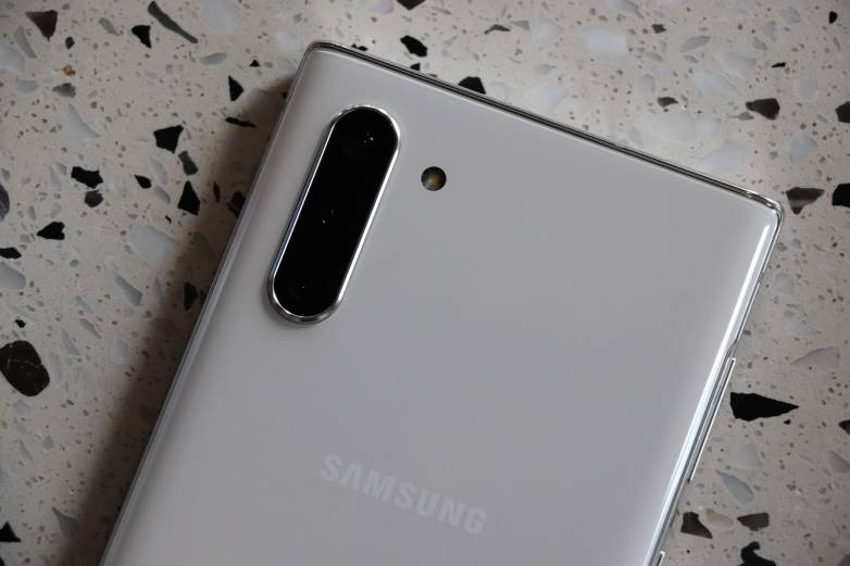 Galaxy Note 10 Blockchain Phone