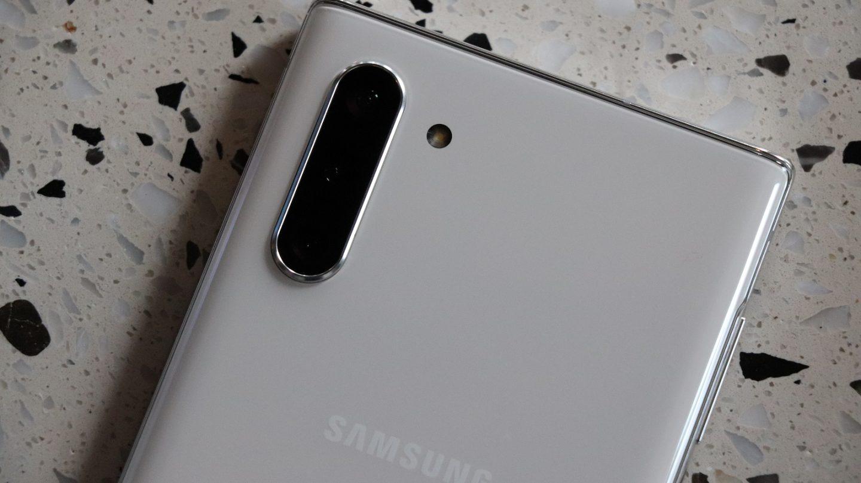 Galaxy Note 10 Blockchain Phone