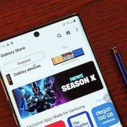Galaxy S10, Note 10 Android 10 beta