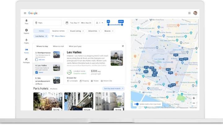 Google Flights new features