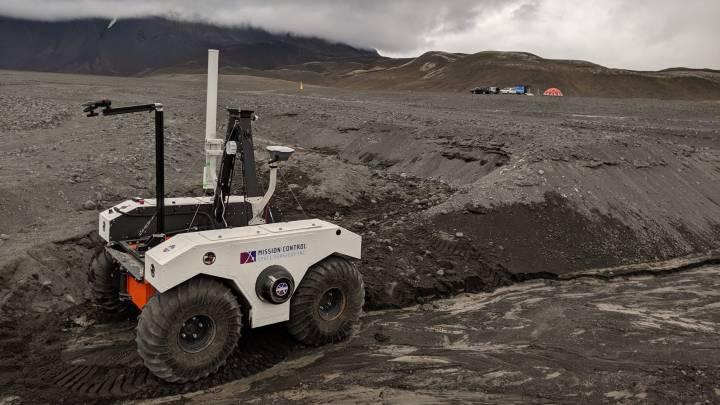 iceland mars rover