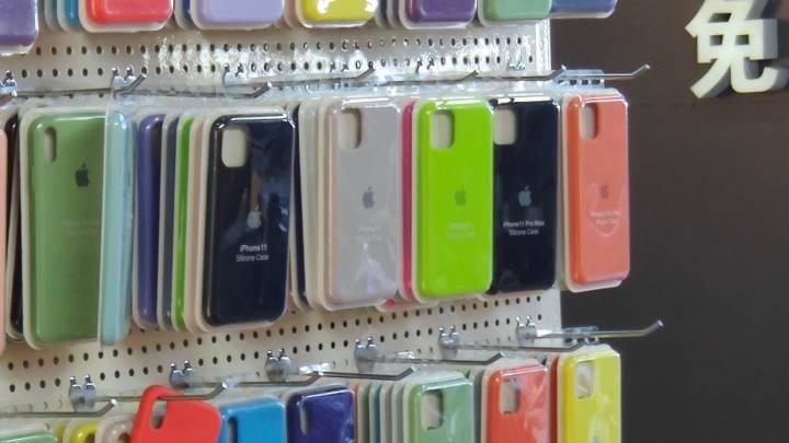 iPhone 11 cases leak