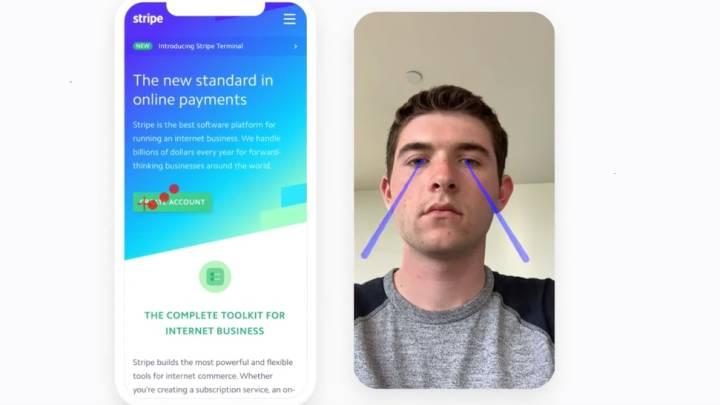 iPhone Eye Tracking