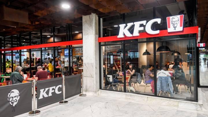 KFC Beyond Chicken