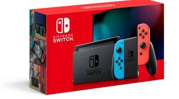 Nintendo Switch new model