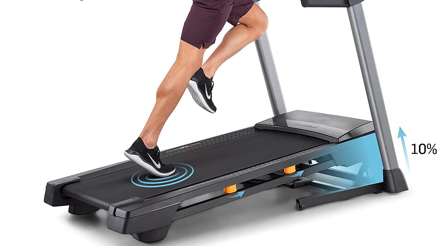 Best Overall Treadmill