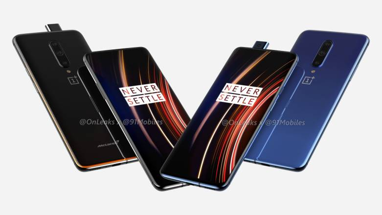 OnePlus 7T Pro design leak