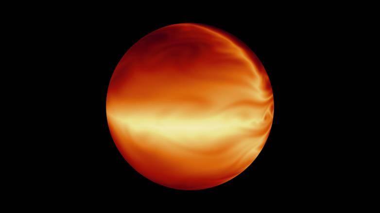 hot jupiter exoplanet