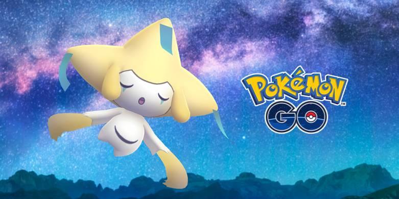 Pokemon Go: How to catch Jirachi