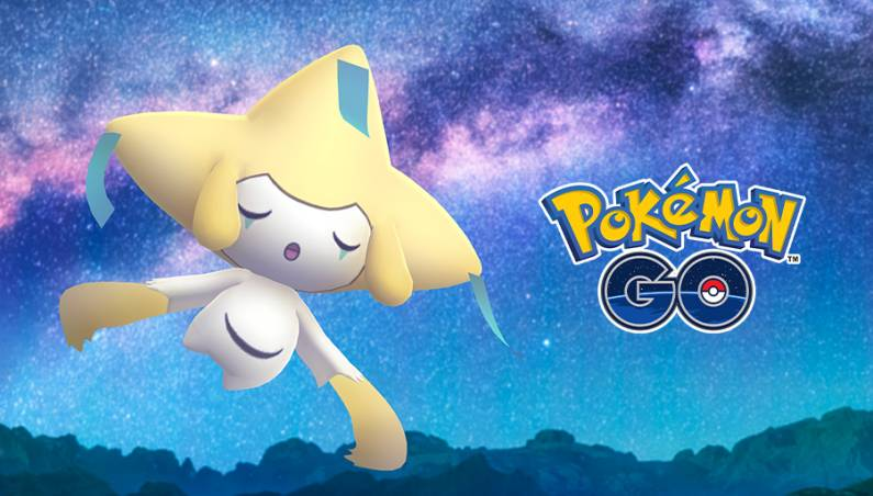 Pokemon Go: How to catch Jirachi