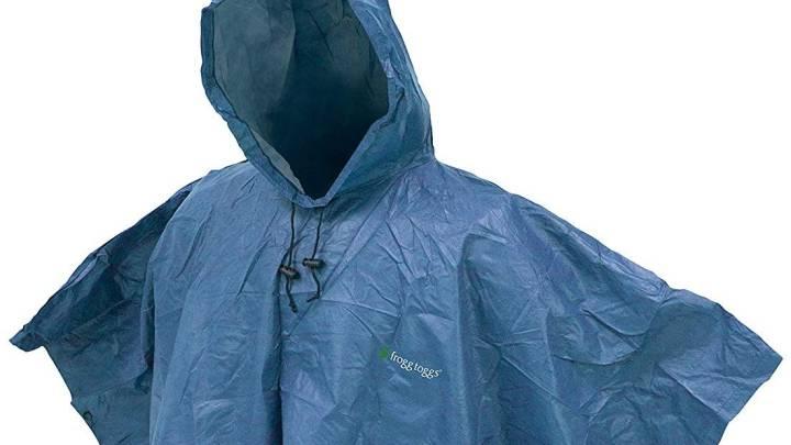 Best Rain Poncho for Adults