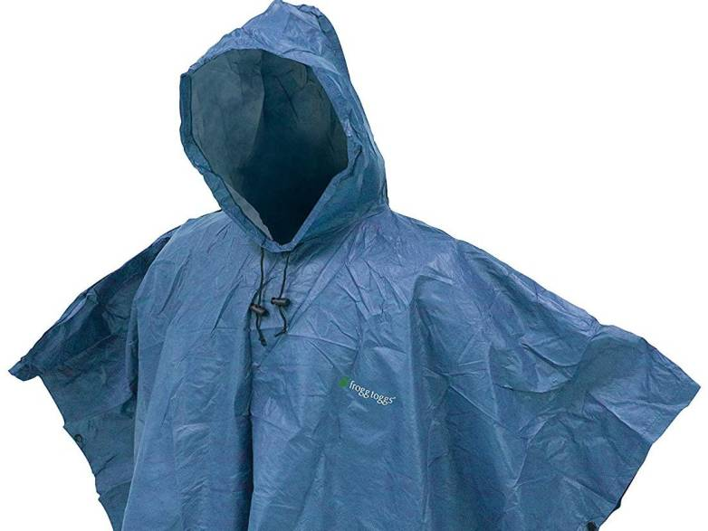 Best Rain Poncho for Adults