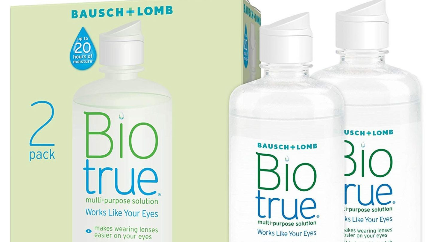 Best Contact Lens Solution Pack