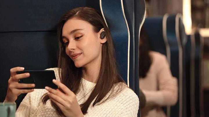 Sony True Wireless Earbuds