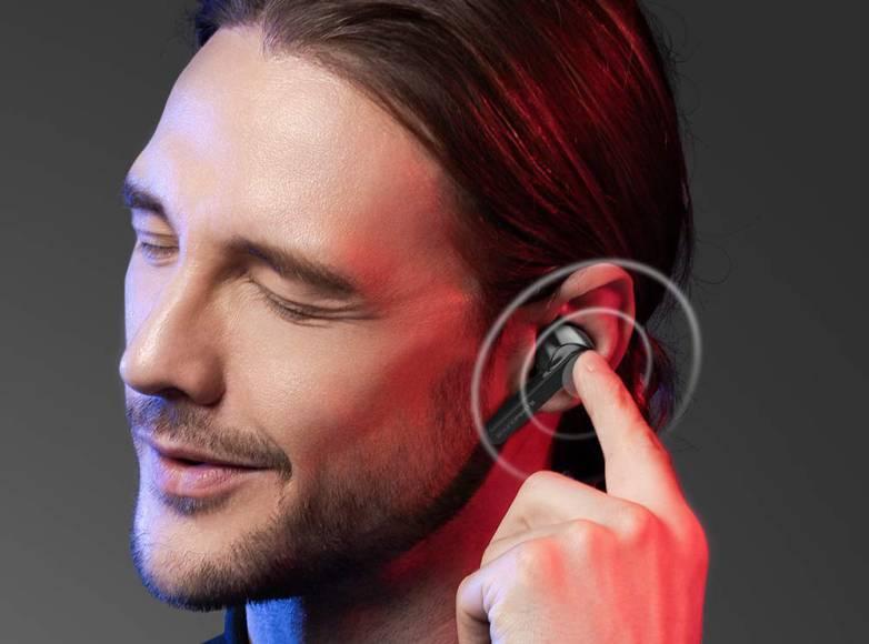True Wireless Earbuds Like AirPods