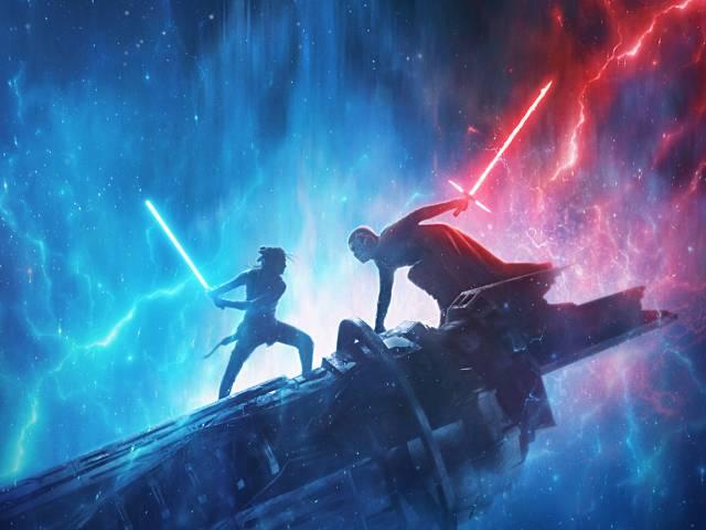 Avengers 5 vs. Star Wars