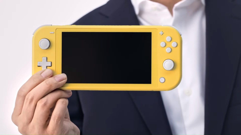 Nintendo Switch Lite Amazon Prime