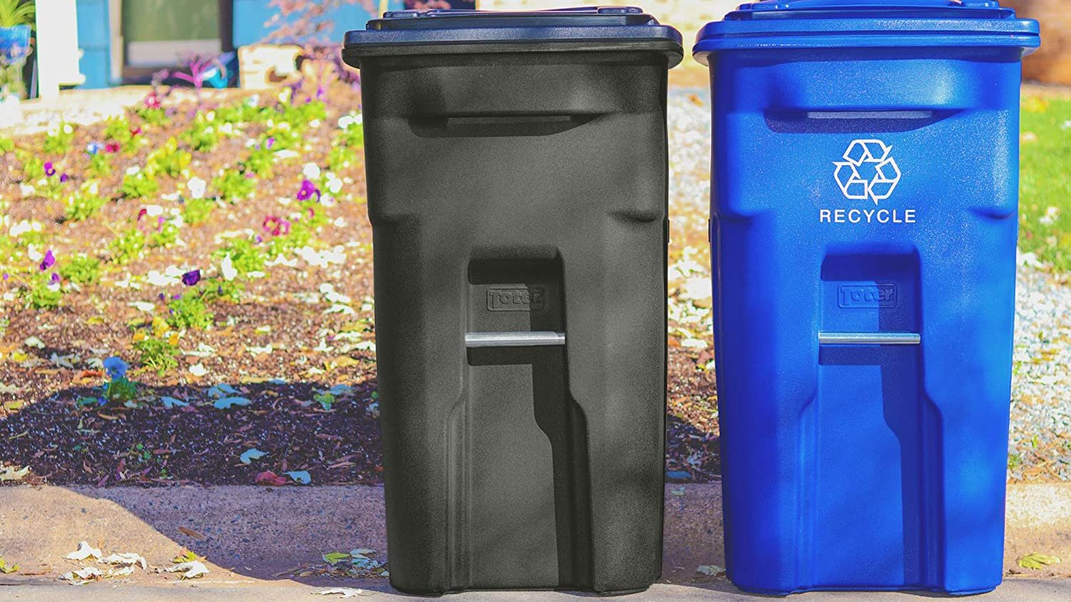 Best Rolling Trash Can