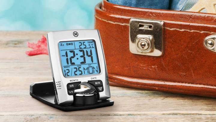 Best Travel Alarm Clock