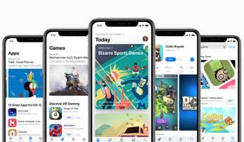 Apple App Store commission fee