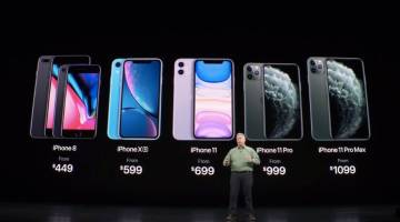 iPhone 11 Pro Max vs. iPhone 11 vs. iPhone XR