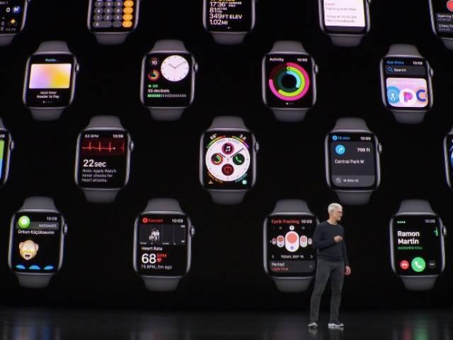 Apple Watch 5 vs. Series 4