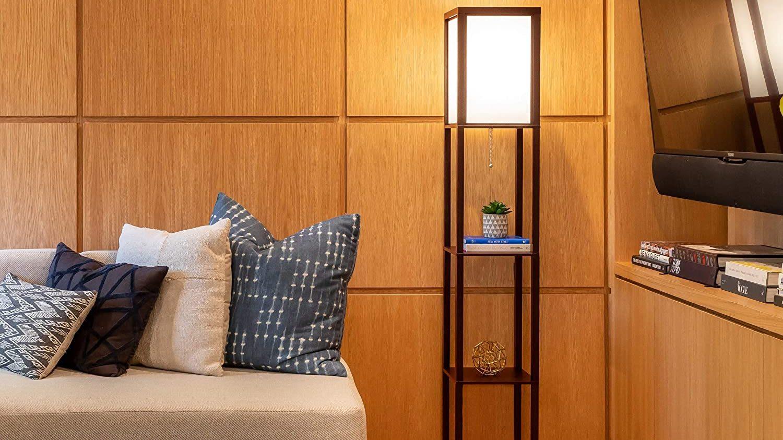 Best Shelf Floor Lamp