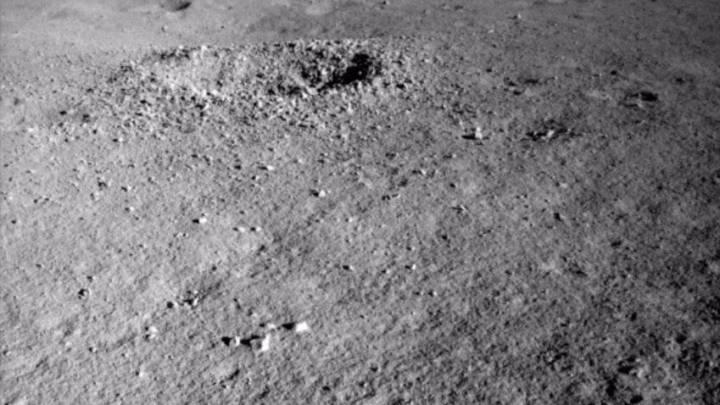 moon gel material