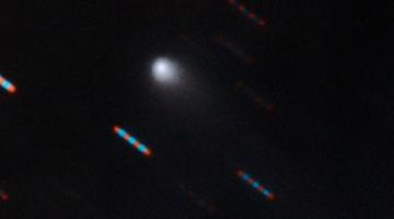 cyanide comet