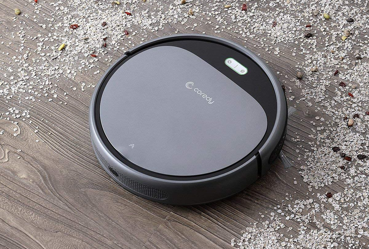 Robot Vacuum Amazon Prime
