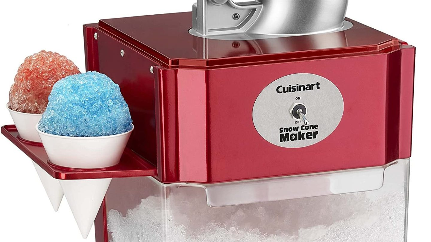 Best Snow Cone Maker for Your Home