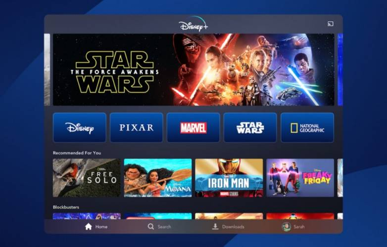 Disney Plus Unable to Connect