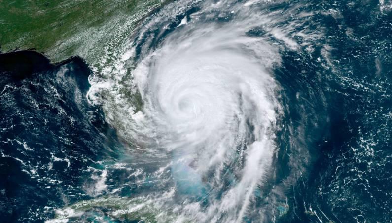 hurricane dorian status