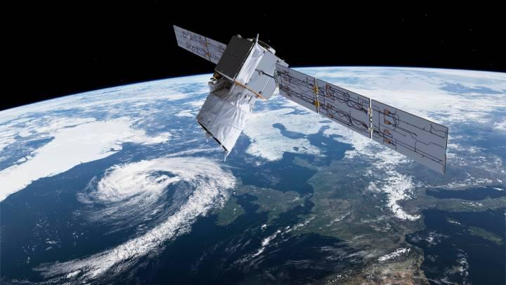 spacex esa satellites