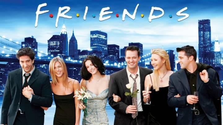 Friends Netflix 2020