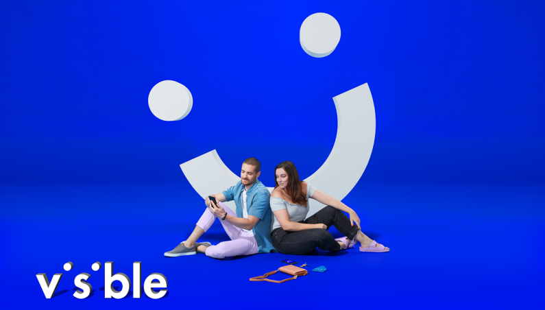 Visible will give you money back for bringing your Samsung Galaxy S8