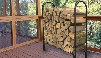 Best Log Rack to Stack Your Firewood