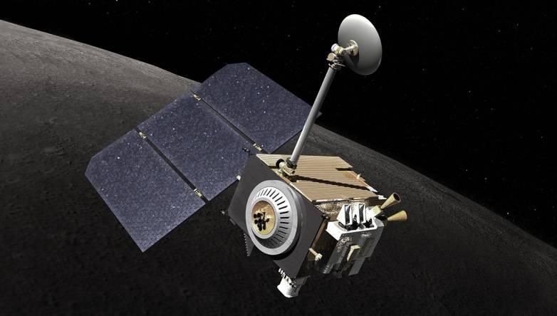 india moon crash