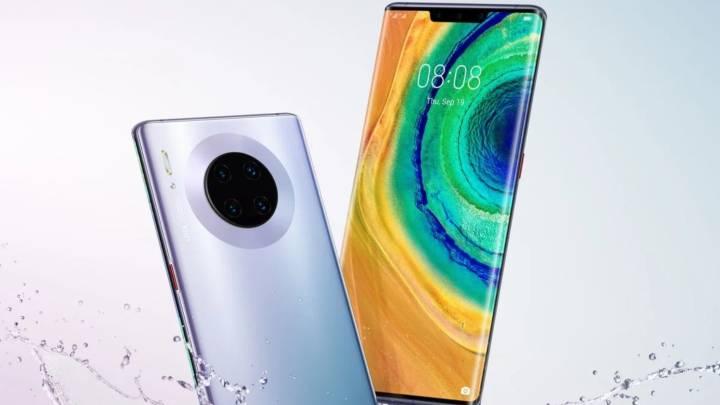 Huawei Mate 30 live stream reveal