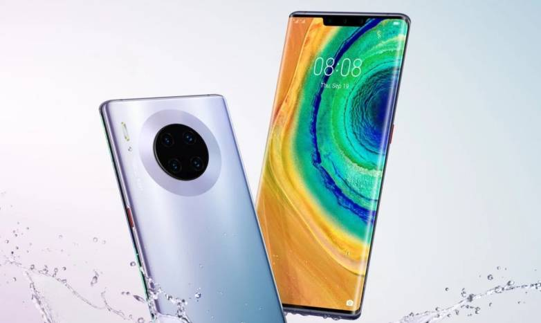 Huawei Mate 30 live stream reveal